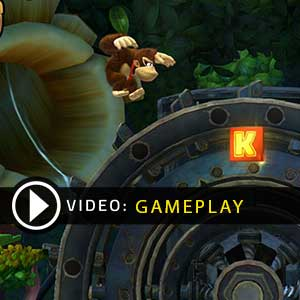 Donkey Kong Country Tropical Freeze Nintendo Switch Gameplay Video