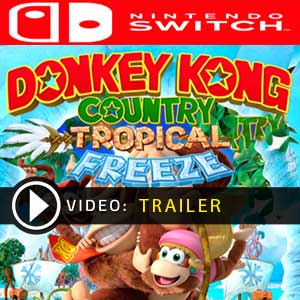 Donkey Kong Country Tropical Freeze Nintendo Switch Digital Download und Box Edition