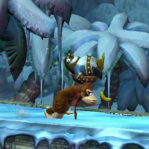 Donkey Kong Country Tropical Freeze Nintendo Wii U Gehen