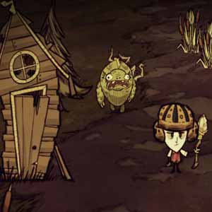 Don't Starve - Seeungeheuer