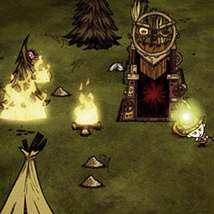 Don't Starve Together Gameplay