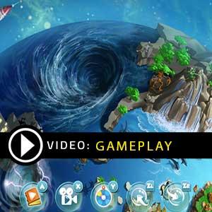 Doodle God Evolution Nintendo Switch Gameplay Video