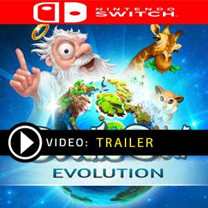 Doodle God Evolution Nintendo Switch Digital Download und Box Edition