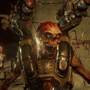 DOOM 4 PS4 Feind