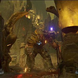DOOM 4 Gameplay Image