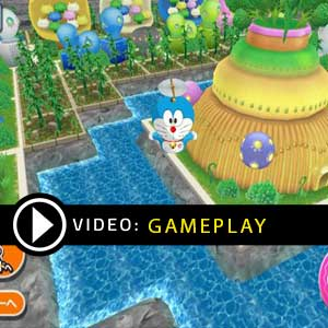 Doraemon Nobita no Getsumen Tansaki Nintendo Switch Video Gameplay