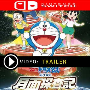 Doraemon Nobita no Getsumen Tansaki Nintendo Switch Digital Download und Box Edition