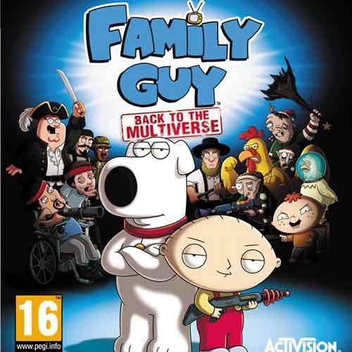 Kaufen Family Guy Back to the Multiverse CD KEY Preisvergleich