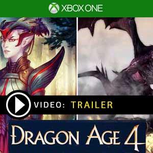 Dragon Age 4 Xbox One Digital Download und Box Edition