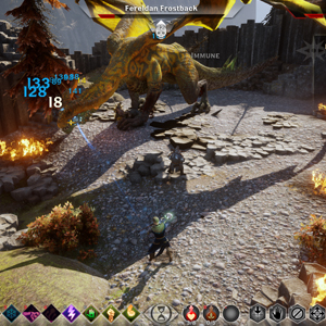 Dragon Age Inquisition Schlacht