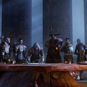 Dragon Age Inquisition Zeichen
