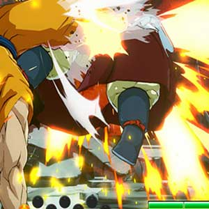 Dragon Ball Ranked matches