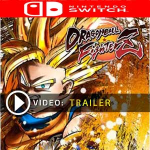 Dragon Ball Fighter Z Nintendo Switch Digital Download und Box Edition