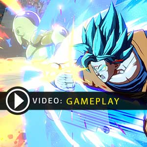 Dragon Ball Fighter Z Gameplay Video