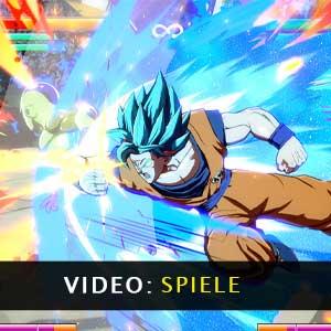 Dragon Ball Fighter Z Gameplay Video