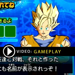 Dragon Ball Heroes Ultimate Mission X Gameplay Video