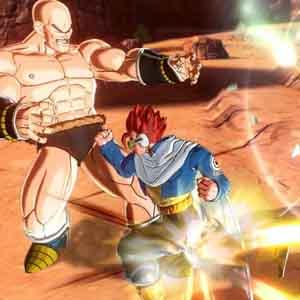 Dragon Ball Xenoverse - Story