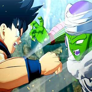 Goku und Piccolo