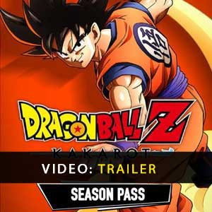 Buy Dragon Ball Z Kakarot Season Pass CD Key Compare Prices