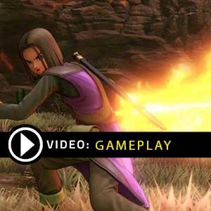 Dragon Quest 11 Streiter des Schicksals Gameplay Video
