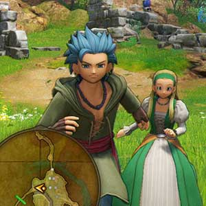 DRAGON QUEST 11 S Echoes of an Elusive Age Region Heliodor