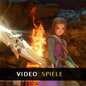 DRAGON QUEST 11 S Echoes of an Elusive Age Video-Gameplay