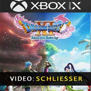 Dragon Quest 11 S Echoes of an Elusive Age Xbox Series Video Trailer