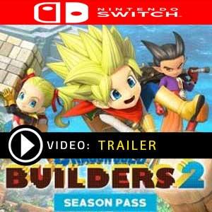 Dragon Quest Builders 2 Season Pass
