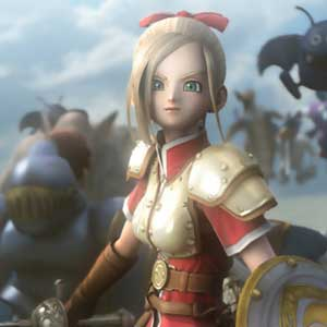 Dragon Quest Heroes Edition PS4 Character