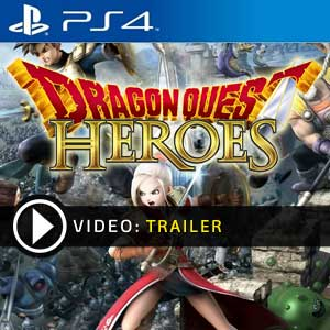 Dragon Quest Heroes Edition PS4 Digital Download und Box Edition