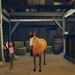 DreamWorks Spirit Lucky's Big Adventure - Hengst