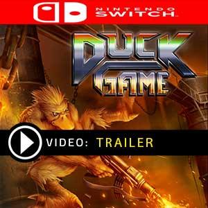 Duck Game Nintendo Switch Digital Download und Box Edition