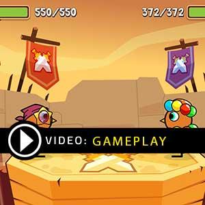 Duck Life Battle Gameplay Video