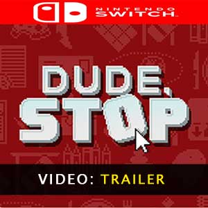 Kaufe Dude Stop Nintendo Switch Preisvergleich