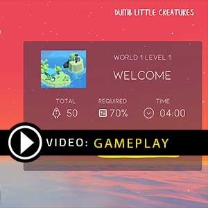 Dumb Little Creatures Gameplay Video