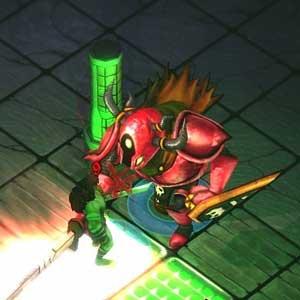 Dungeon Crawlers HD Kampf