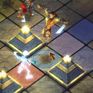 Dungeon Crawlers HD War Stomp