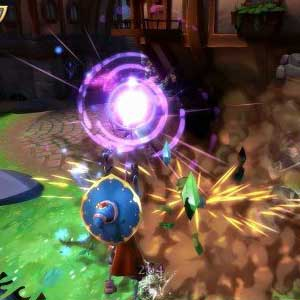 Dungeon Defenders - Explosion
