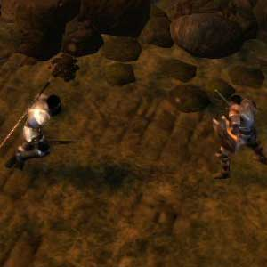 Dungeon Siege 3 - Face Off