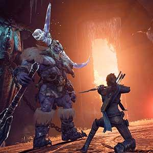 Dungeons & Dragons Dark Alliance Eisriese