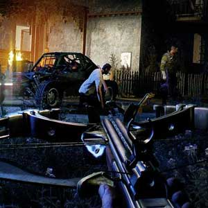 Dying Light The Following Armbrust