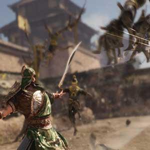 Cao Cao - der Mann, der die Ebenen ausgeschlossen