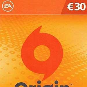 EA Origin Cash Card - 30