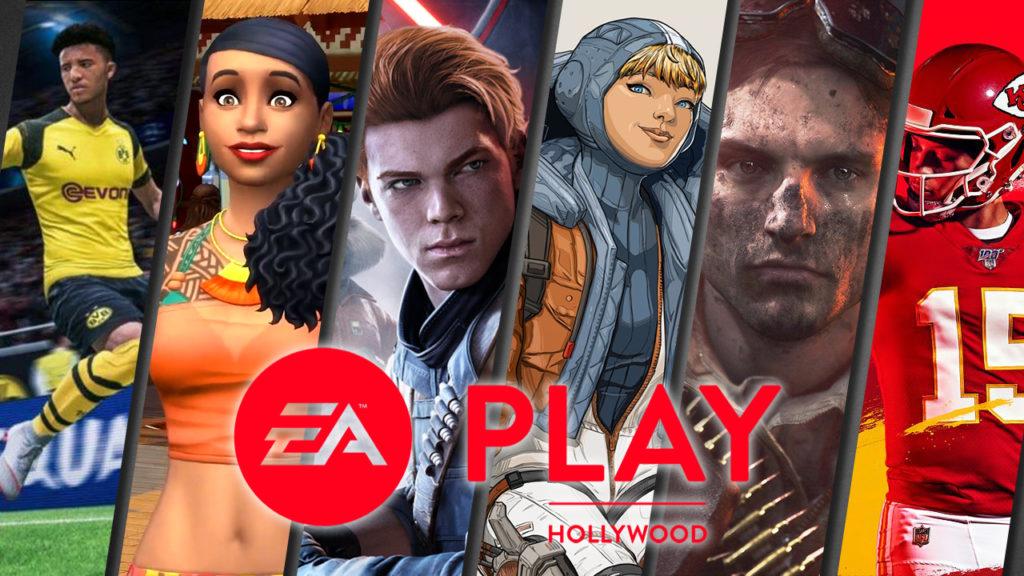 EA Play 2019 Enthüllungen und Highlights