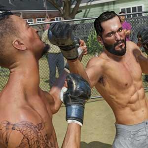 UFC 4 Amateur-Kämpfe