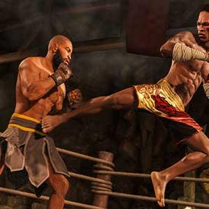 UFC 4 Kampfstil