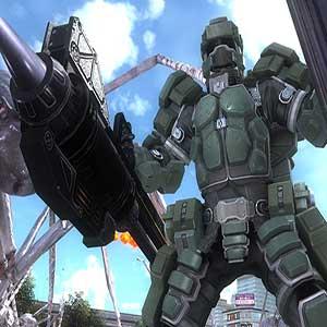 Earth Defense 5 - EDF-Soldat