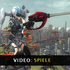 Earth Defense 5 Gameplay Video