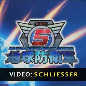 Earth Defense 5 Video Trailer