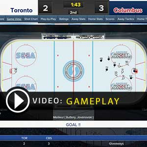 Eastside Hockey Manager Gameplay Video